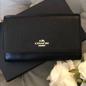 Coach Wallet Wristlet! Brand new in box. NWT $99